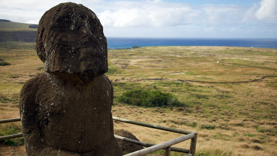 With its mysterious human history, Easter Island is easily one of the top destinations in Chile