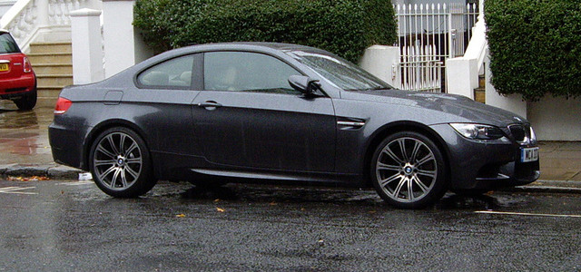 bmw in the UK