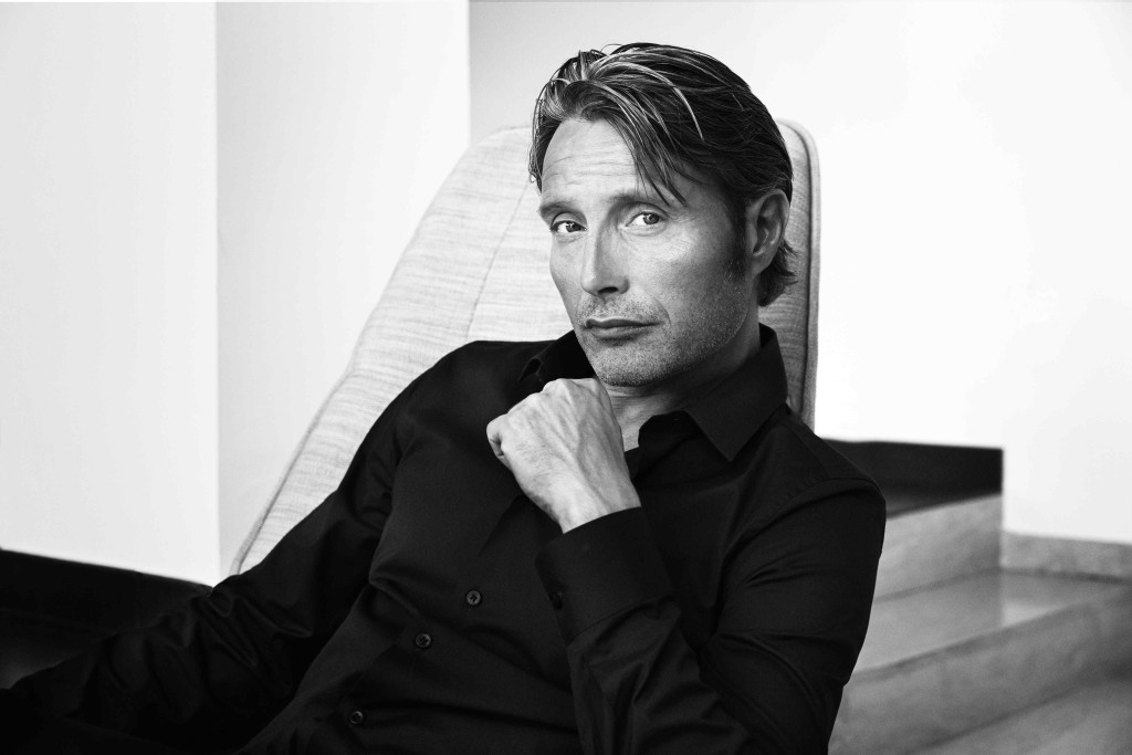 THE GUEST-MADS MIKKELSEN PORTRAIT