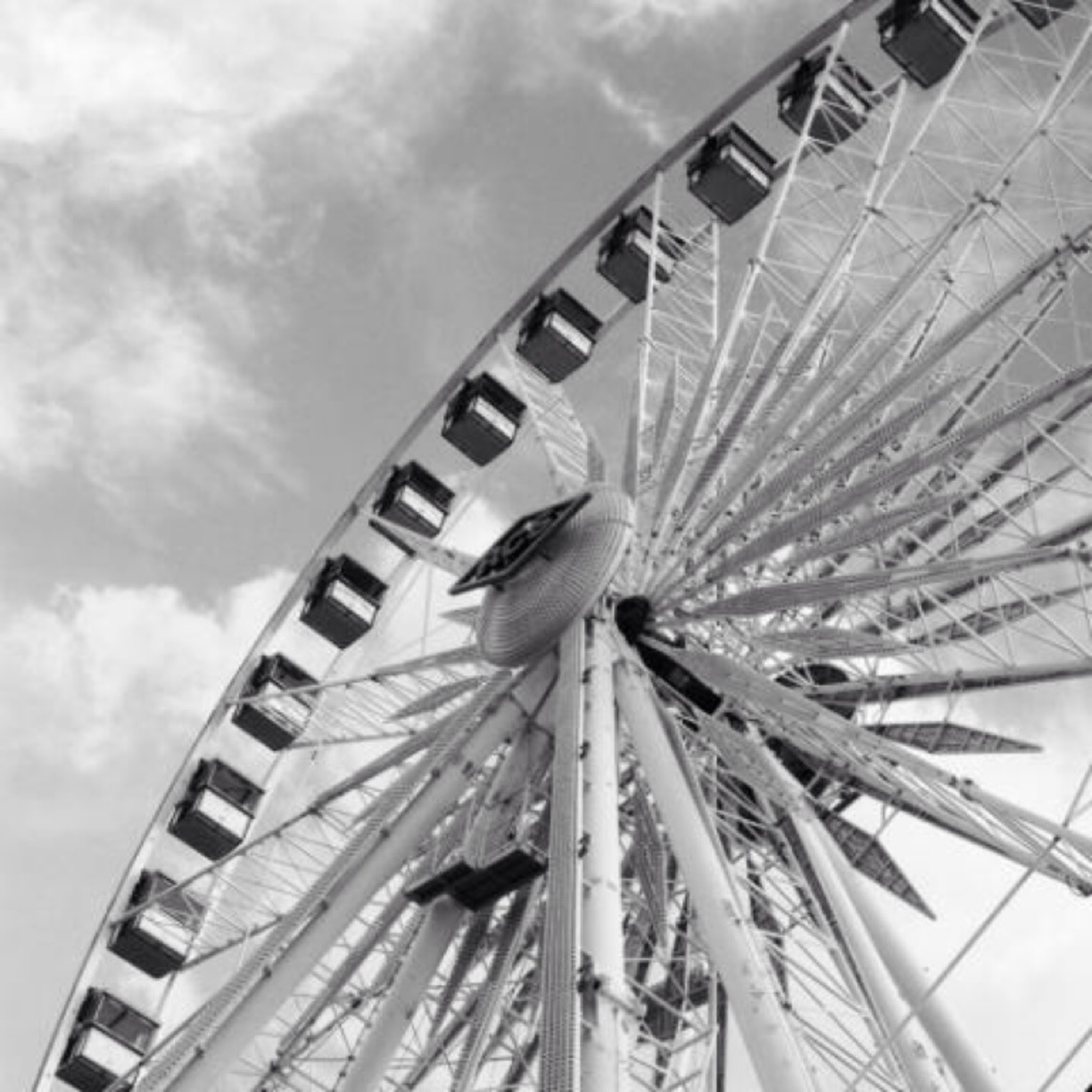Once you're done riding this gigantic Ferris Wheel, take your Texas-sized appetite to restaurants that offer the top eats in Houston