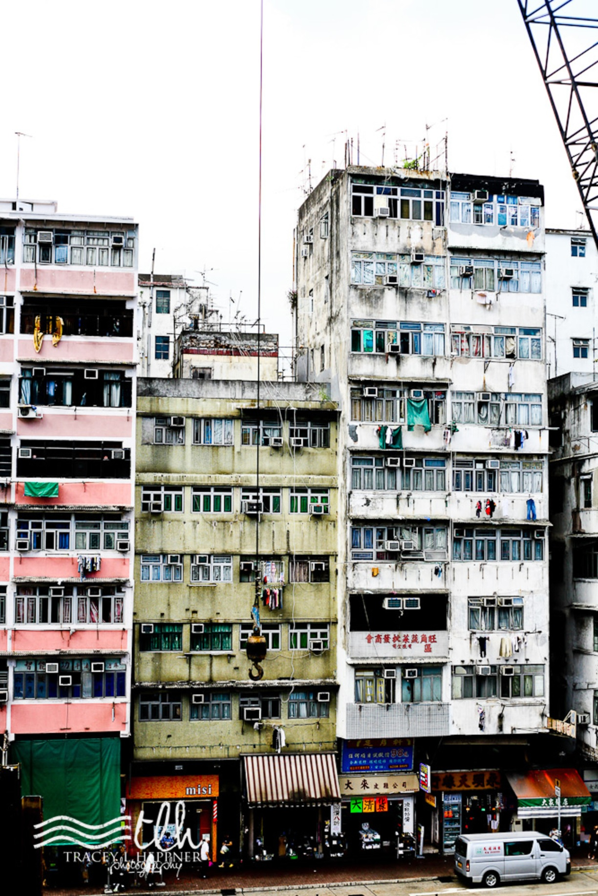 Within this old neighborhood lies a great Kowloon Market...
