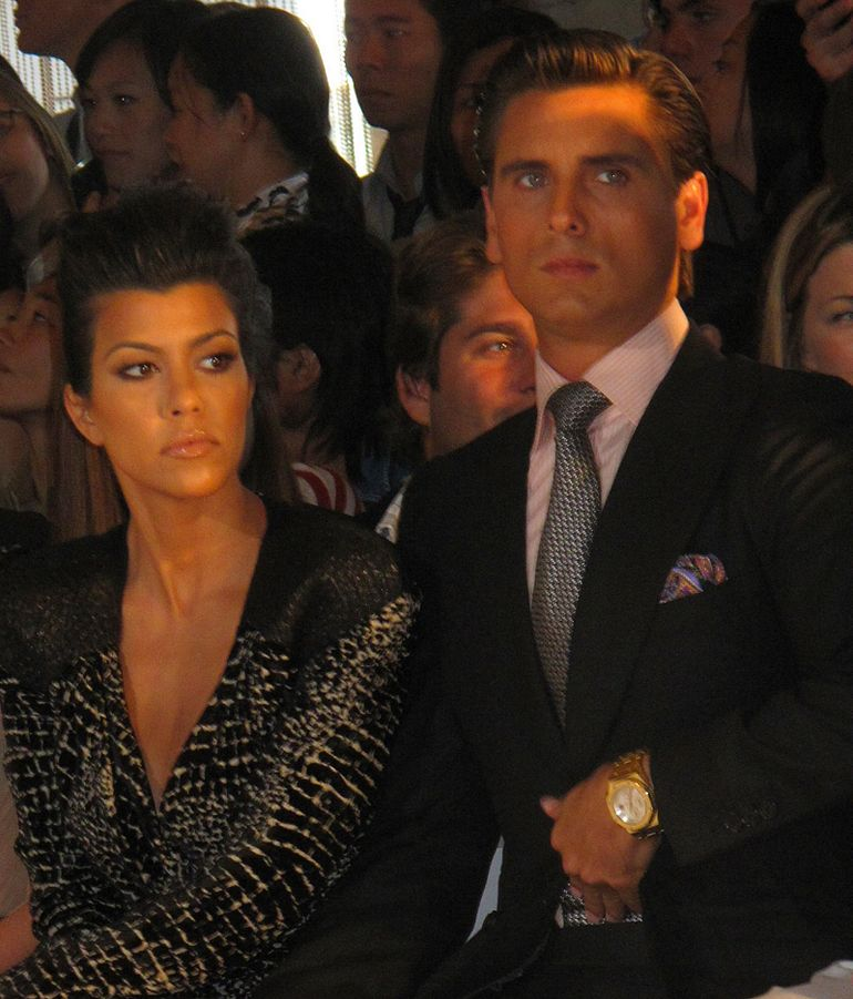 Kourtney Kardashian is no stranger to Marital troubles ... photo by CC user Bettina Cirone on wikimedia commons